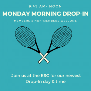 Monday morning Drop-in
