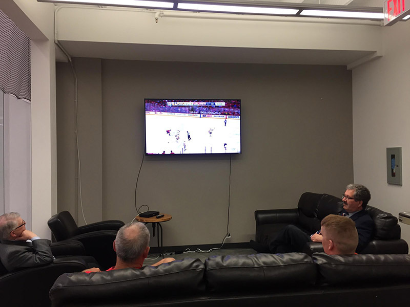 Cable TV is now Live at the Squash Club - EdmontonSquashClub