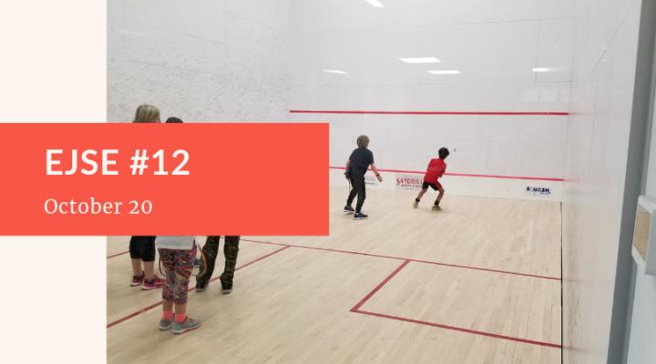 Edmonton Junior Squash Event #12