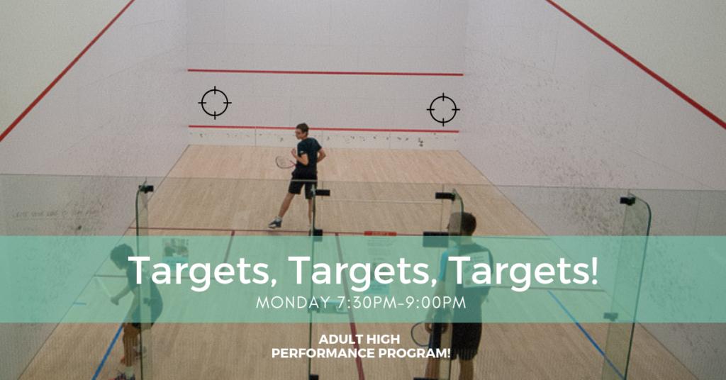Targets targets targets